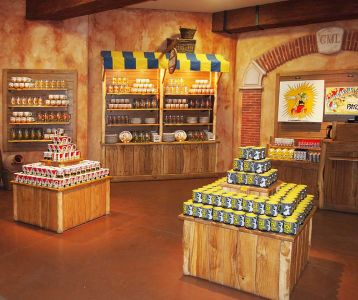 Sweet Pea, pour le Parc Astérix