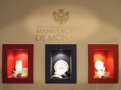Sweet Pea, pour La Manufacture de Monaco