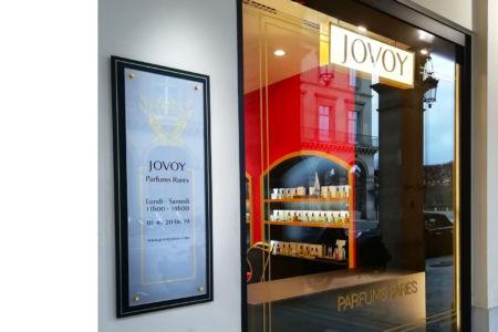 Sweet Pea, pour Jovoy Identité