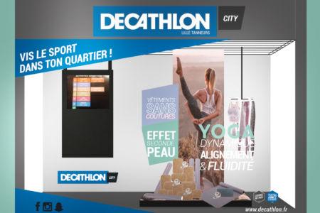 Sweet Pea, pour DECATHLON CITY